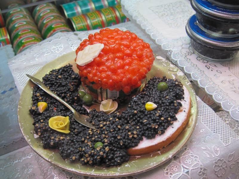 Caviar Sales