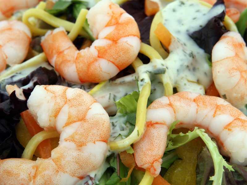 Shrimp Sales